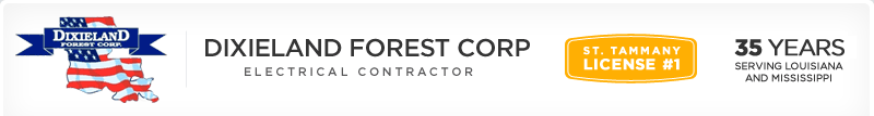 DIXIELAND FOREST CORP - 32 Years serving Louisiana and Mississippi